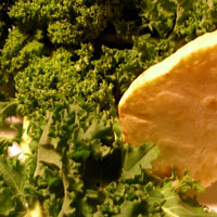 Rutabaga & Kale - Staple Nordic Winter Foods