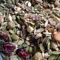 Roasted Seed Muesli
